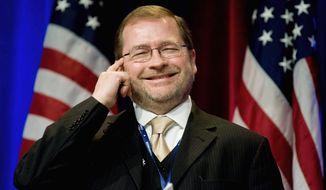 Americans for Tax Reform, a nonpartisan group headed by Grover Norquist, will host a tax conference at the U.S. Capitol on Thursday. (Associated Press)