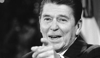 President Ronald Reagan (AP Photo, File)