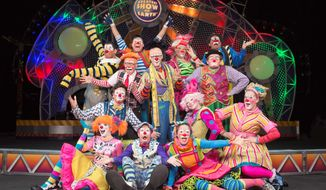 "The funniest clowns on earth will perform as part of the Ringling Bros. Barnum & Bailey's ""Built to Amaze"" circus show running now through April 20 in Fairfax."