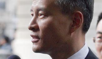 **FILE** Cui Tiankai (Associated Press)