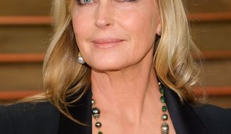 Bo Derek attends the 2014 Vanity Fair Oscar Party on Sunday, March 2, 2014, in West Hollywood, Calif. (Photo by Evan Agostini/Invision/AP)
