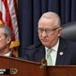 "House Armed Services Committee Chairman Howard P. ""Buck"" McKeon, California Republican, said he will not include legalization in the main bill he introduces, which means it will be up to someone else to offer an amendment in the committee or on the floor. The panel will begin debating the defense policy bill at the end of this month and hold a full committee vote May 7. (Associated Press)"