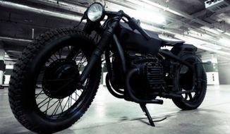 The Bandit 9 motorcycle by Nero. (Image: banditnine.com)