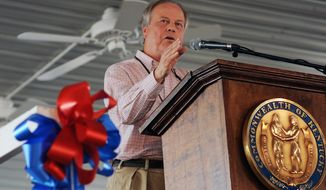 Rep. Ed Whitfield, Kentucky Republican, says President Obama should not claim credit for increased oil and natural gas production in the U.S. because production has slipped on federal lands, particularly offshore. (Associated Press)