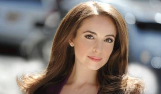 "Fox News regular contributor and author Jedediah Bila is among the female talents who will appear on ""Outnumbered,"" the network's new daytime talk show, which debuts on April 28 at noon. (Courtesy of Jedediah Bila)"