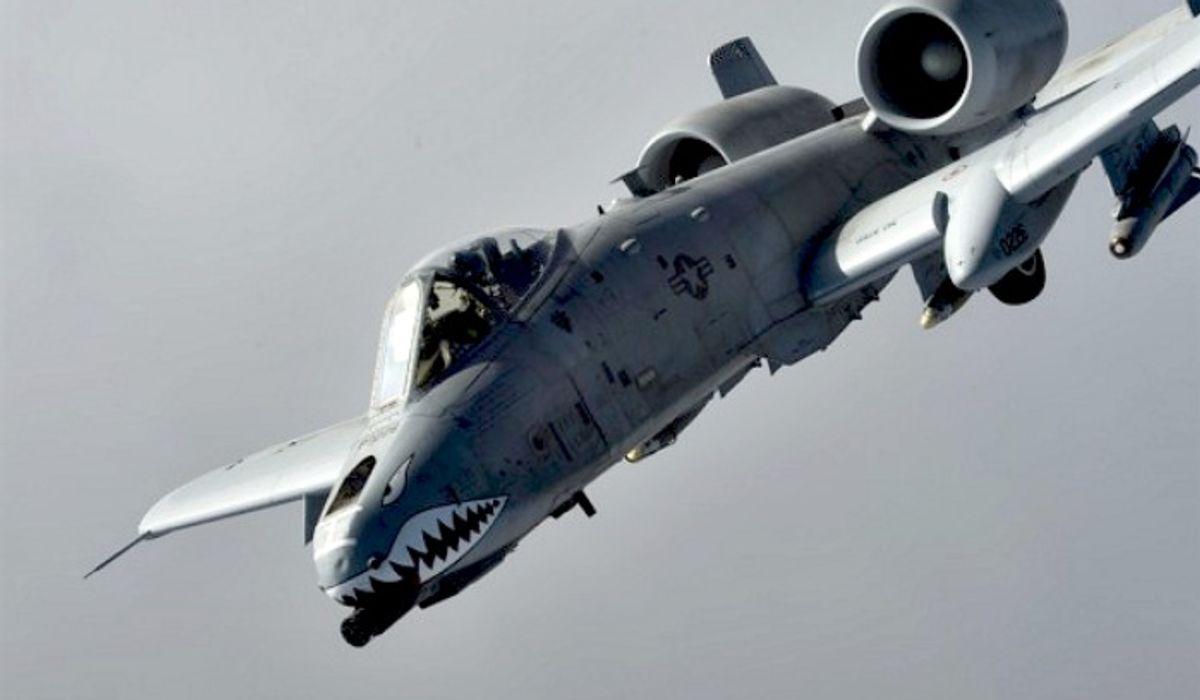 Air Force's A-10 Warthog wars continue; 44 Thunderbolt IIs on chopping block