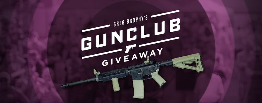 Gun giveaways are gaining steam among Republican candidates across the country and Colorado state Sen. Greg Brophy was no exception earlier this month when he was running for governor. (GregForGovernor.com)