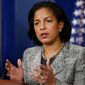 National Security Adviser Susan Rice (Associated Press/File)