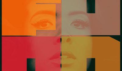 "This CD cover image released by Ninja Tune shows ""Food,"" the latest release by Kelis. (AP Photo/Ninja Tune)"