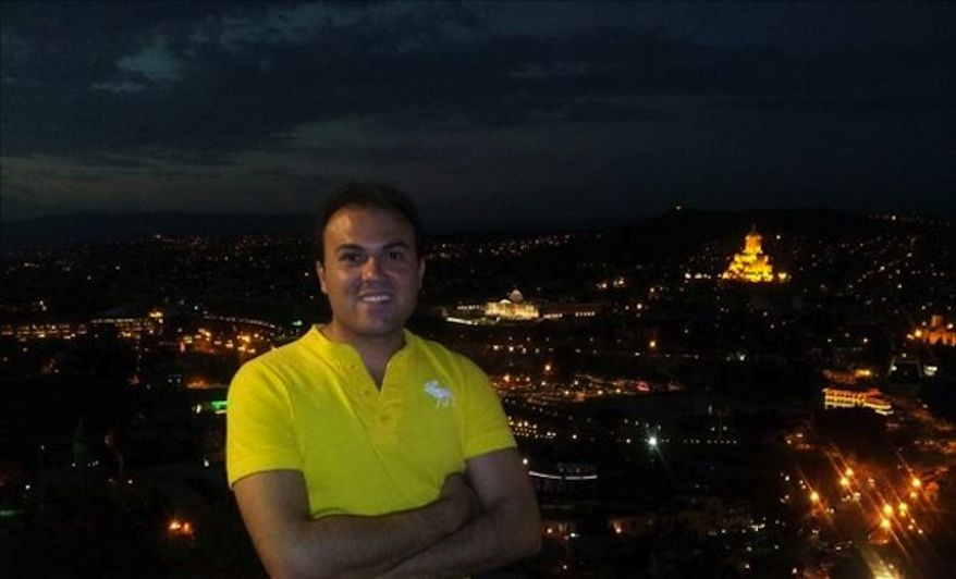 American pastor Saeed Abedini is serving an eight-year prison sentence for proselytizing his Christian faith in the Islamic Republic of Iran. (American Center for Law and Justice)