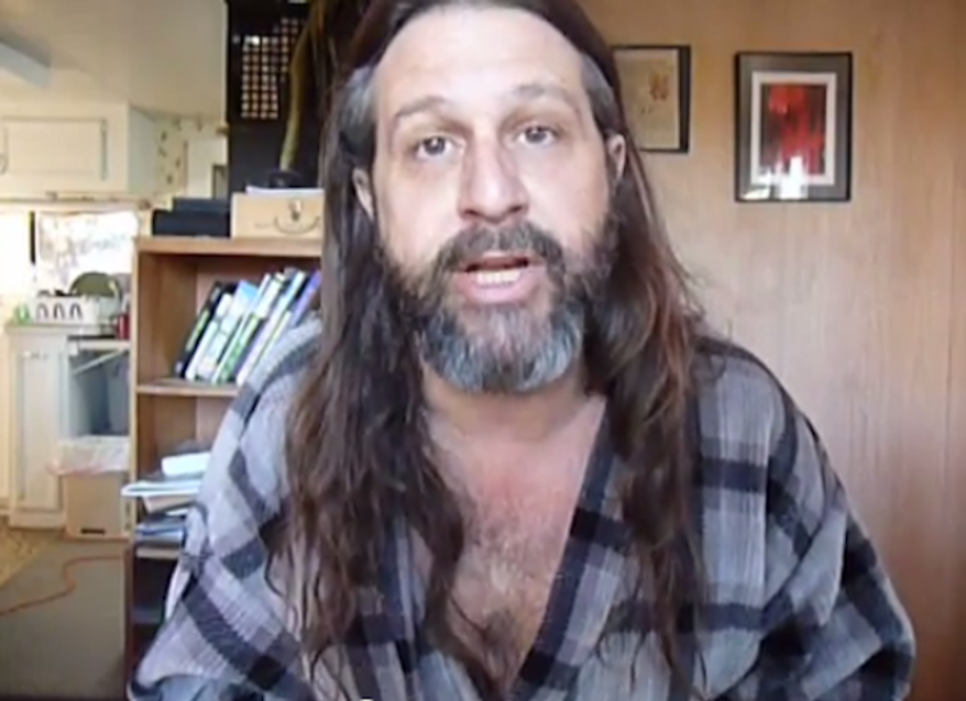 Liberal activist Sean Shealy said the festival will be held across the road from Mr. Bundy's ranch in Bunkerville for 30 days beginning Sept. 5 and will feature more than 250 bands. (Sean Shealy via YouTube)
