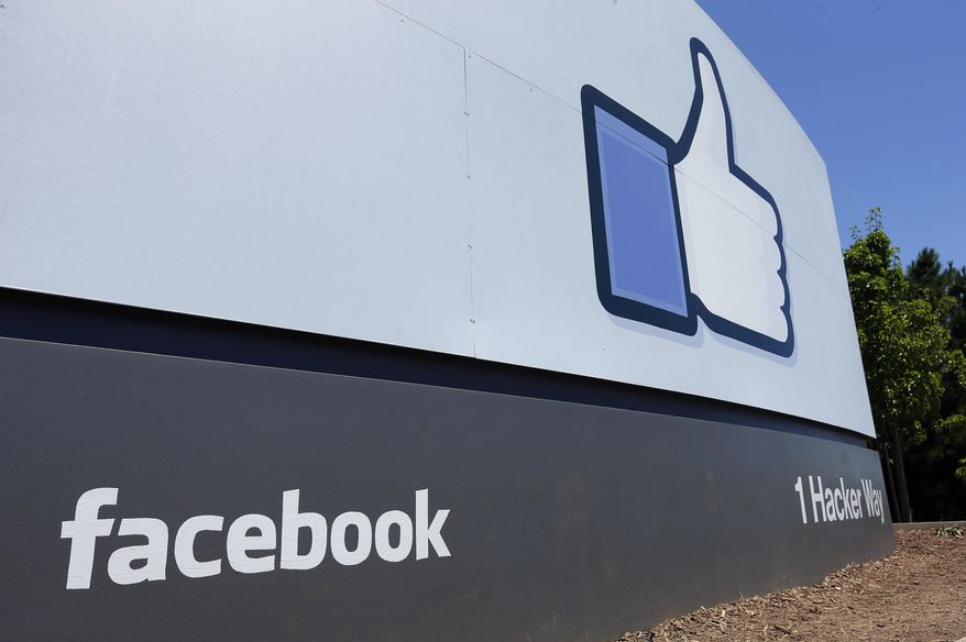 Facebook issued a statement explaining steps it is taking to protect user accounts from attacks sponsored by foreign governments. (AP Photo/File)