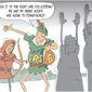 Illustration on IRS scandal by M.R. Herron