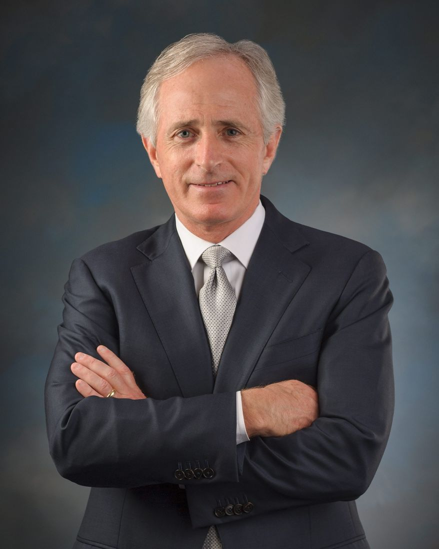 Sen. Bob Corker supports legislation that would remove the requirement for presidential approval of the Keystone XL pipeline. (Sen. Bob Corker)