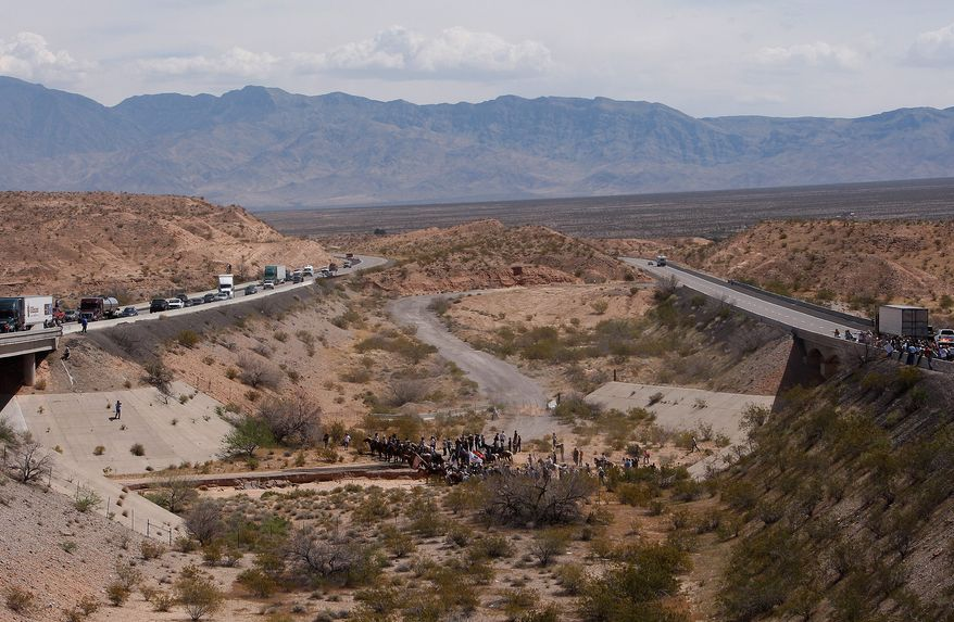 The Bundy family standoff with the Bureau of Land Management is bringing attention to a movement for Western states to wrest control of vast federal acreage. Debate has centered on who can better manage the land. (Las Vegas Review-Journal)