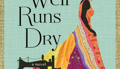 """This book cover image released by Henry Holt and Co. shows """"Til the Well Runs Dry,"""" by Lauren Francis-Sharma. (AP Photo/Henry Holt and Co.)"""