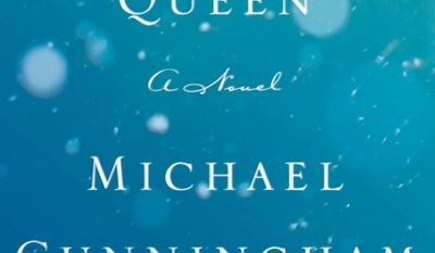 """This book cover image released by Farrar, Straus and Giroux shows """"The Snow Queen,"""" by Michael Cunningham. (AP Photo/Farrar, Straus and Giroux)"""