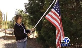 Georgine Scott-Codiga, president of the Gilroy-Morgan Hill Patriots. (ABC 7)