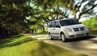 The Dodge Grand Caravan's final production year will be for 2016, an expiration date that inspired nostalgia and angst on multiple mommy blogs and a slew of stricken posts on the Chrysler Minivan Fan Club website. (associated press)