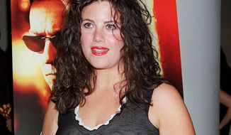 "FILE - In this July 11, 2001, file photo, Monica Lewinsky arrives for a special screening of ""The Score"" in New York. Lewinsky says there's no question her boss, Bill Clinton, ""took advantage"" of her when he was president. But if there was any abuse in their affair, she says, it came afterward, when Clinton's inner circle tried to discredit her and his opponents used her as a pawn. The former White House intern, now 40, writes about her life in the next issue of Vanity Fair magazine, out in May 2014. In released excerpts, she says she's perhaps the first Internet scapegoat and wants to speak out on behalf of other victims of online humiliation.(AP Photo/Darla Khazei, File)"