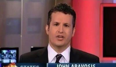 Blog editor for Rep. Scott Peters, John Aravosis. (John Aravosis via Twitter)