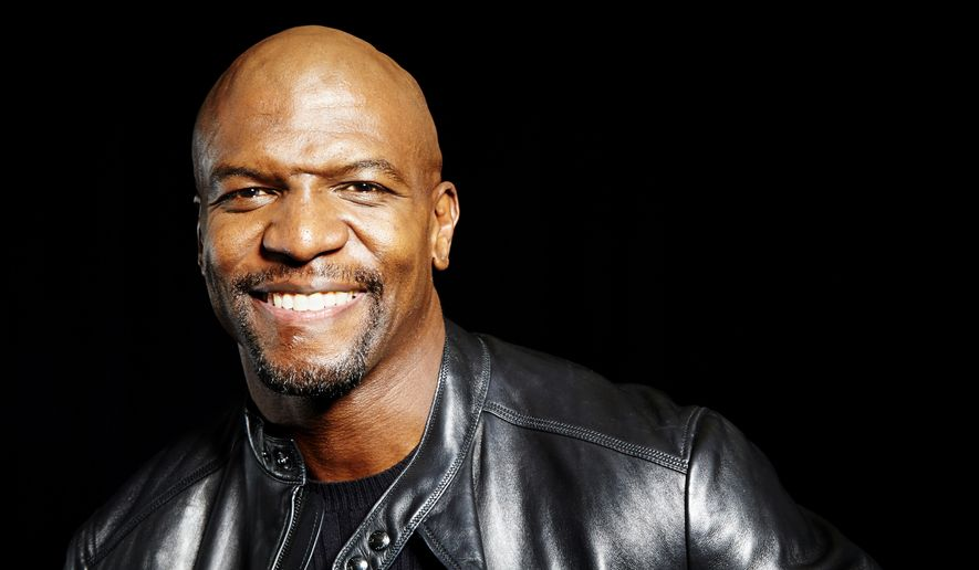 Actor and former NFL player Terry Crews. (Photo by Dan Hallman/Invision/AP) ** FILE **