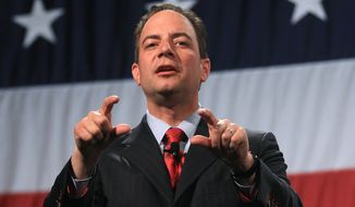 RNC Chairman Reince Priebus has long wanted to break what he called the broadcast networks' stranglehold over who gets to ask the questions at nationally televised GOP nomination debates: network reporters whom Republicans view as liberal, or questioners who are not as hostile to conservative philosophy. (Associated Press)