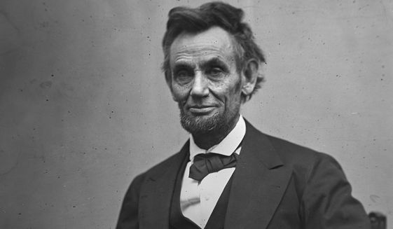 Abraham Lincoln (Associated Press/File)