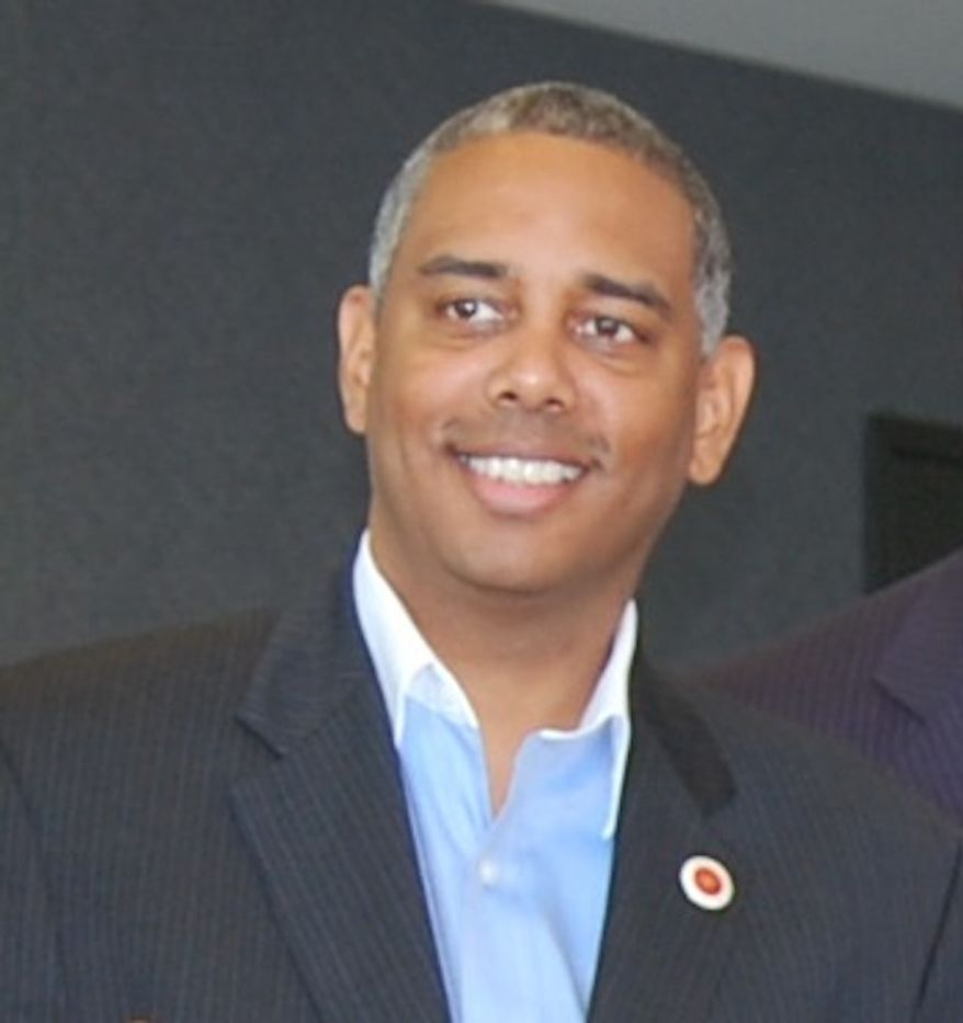 New York City Councilman Ruben Wills was charged with a dozen crimes on Wednesday, including grand larceny and fraud, after he stole more than $30,000 in taxpayer money and used some of it to go on shopping sprees, authorities said. (Wikimedia Commons)
