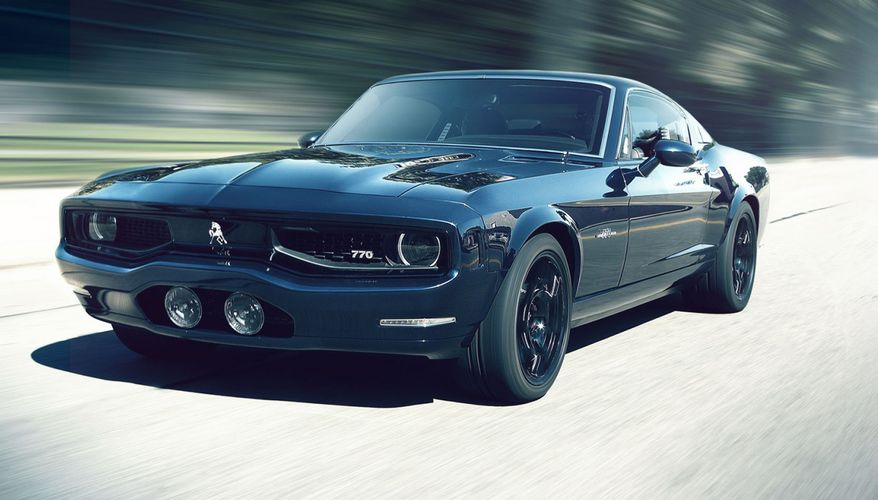 Equus Bass 770 Went On Sale As A 2015 Model For $250,000. This Beast Sports