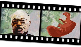 Gosnell Film Illustration by Greg Groesch/The Washington Times