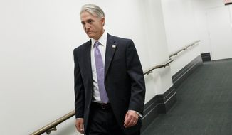 Politics aside: Rep. Trey Gowdy, a former prosecutor who will lead the inquiry, is respected by members of both parties. He says he will not use the Benghazi tragedy to raise money. (Associated Press)