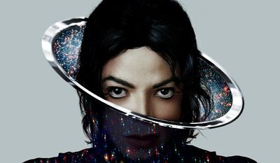 """This CD cover image released by Epic shows """"Xscape,"""" a release by Michael Jackson. (AP Photo/Epic)"""