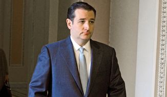 Sen. Ted Cruz, Texas Republican, blames Senate Democrats and the administration for the lack of progress made in the investigation into the Benghazi attack. (Associated Press)