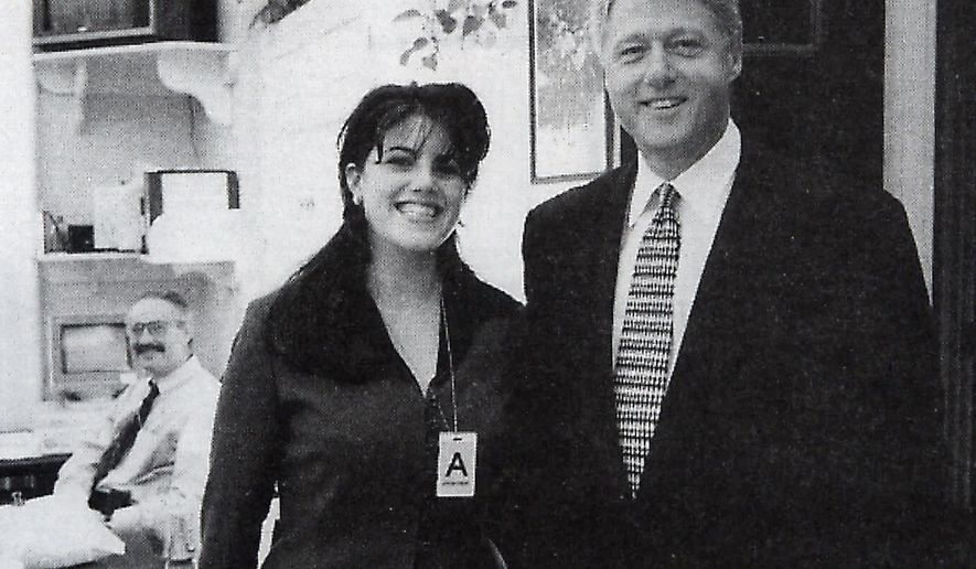MONICA LEWINSKY - 