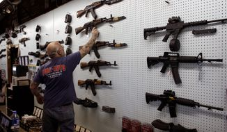 "Associated Press   In 2011, The Federal Deposit Insurance Corp. urged banks to better manage the risks of their merchant customers who employ payment processors, such as PayPal, for credit card transactions. The FDIC listed gun retailers as ""high risk"" along with porn stores and drug paraphernalia shops."
