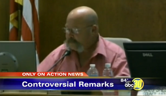 "Porterville Mayor Cameron Hamilton is facing fire after he criticized an anti-bullying proposal at a recent City Council meeting and said some people just need to ""grow a pair"" and stick up for themselves. (ABC 30 Action News)"