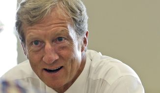 **FILE** Businessman Tom Steyer. (Associated Press)