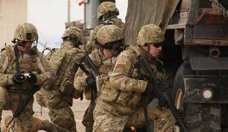 U.S. Army's new 'Scorpion' camouflage pattern will be similar to Multicam pattern worn by soldiers shown here from Fort Bliss, Texas. (Image: U.S. Army)