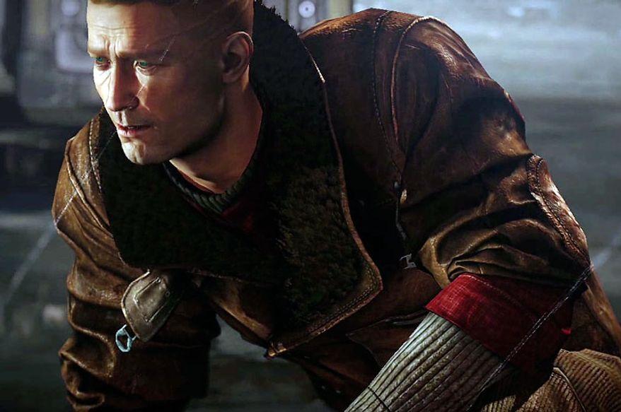 "Capt. William ""B.J."" Blazkowicz stars in the video game Wolfenstein: The New Order."