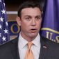 """The death of Nathaniel Dennis raised great concern over those who might need medical care as a result of an illness or accident unrelated to Ebola,"" Rep. Duncan Hunter wrote in a letter last week raising the issue with fellow Rep. Christopher H. Smith, New Jersey Republican and chairman of a subcommittee looking into the U.S. response to the expanding Ebola crisis. (Associated Press)"