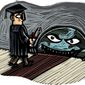 Illustration on the world facing college graduates by William Brown/Tribune Content Agency