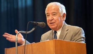 """FactCheck.org stamped the """"bogus"""" label on a House Majority PAC ad supporting the reelection bid of Rep. Nick J. Rahall II, West Virginia Democrat. The ad accused Mr. Rahall's Republican challenger of vowing to repeal black lung disease benefits. (Associated press)"""