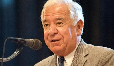 "FactCheck.org stamped the ""bogus"" label on a House Majority PAC ad supporting the reelection bid of Rep. Nick J. Rahall II, West Virginia Democrat. The ad accused Mr. Rahall's Republican challenger of vowing to repeal black lung disease benefits. (Associated press)"