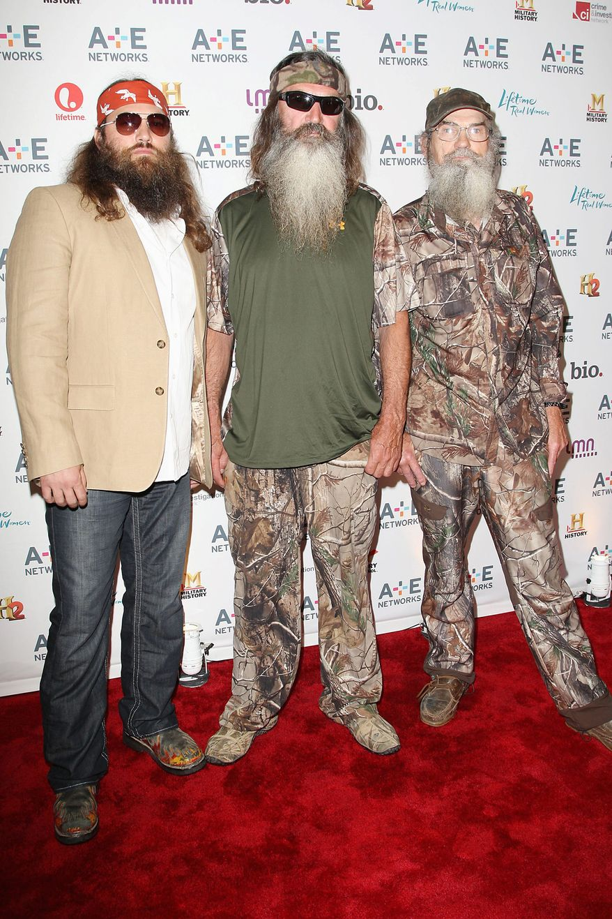 """Duck Dynasty"" star Phil Robertson is set to take the stage at the Republican Leadership Conference Thursday. (Associated Press)"
