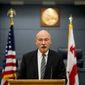 D.C. Council Chairman Phil Mendelson. (Andrew Harnik/The Washington Times)