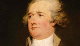 Alexander Hamilton, the nation's first Treasury secretary, in 1792 deftly handled a financial crisis like the one of 2008.