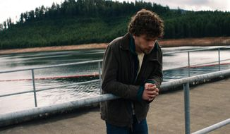 "This image released by Cinedigm shows Jesse Eisenberg in a scene from ""Night Moves."" (AP Photo/Cinedigm)"