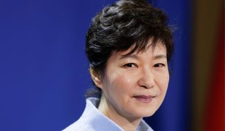 China has sought to cultivate warmer ties with South Korea by exploiting shared historical issues against Japan. With South Korean President Park Geun-hye at the helm in Seoul, that strategy seemed to be succeeding until the Chinese-Russian joint naval drill reignited bad feelings between the two. (Associated Press)