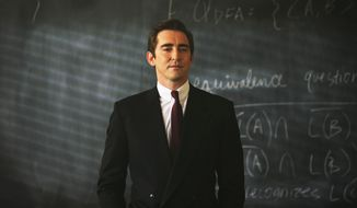 "This photo released by AMC shows Lee Pace as Joe MacMillan in a scene from the television series, ""Halt and Catch Fire,"" season 1. The drama, which debuts Sunday, June 1, 2014, is set during the 1980s race to develop and market personal computers. (AP Photo/AMC, Tina Rowden)"